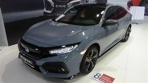 2017 Honda Civic 1.5 Turbo Sport Plus - exterior and ...