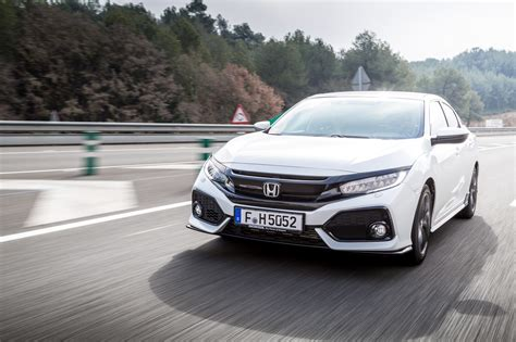 2017 Honda Civic Sport Plus Review - 10th Generation - The ...