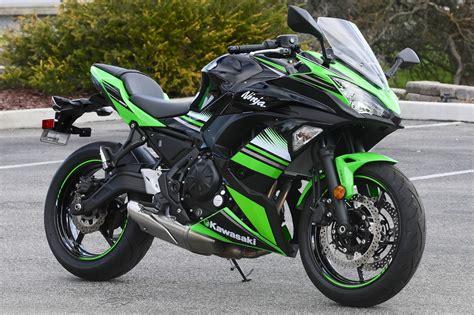 2017 Kawasaki Ninja 650 Review | Friendlier Than Ever