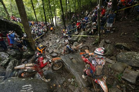 2017 KENDA Tennessee Knockout Extreme Enduro schedule ...