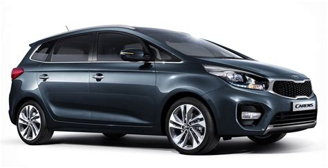 2017 Kia Rondo 7-Seat Minivan Getting A Facelift | Kia ...