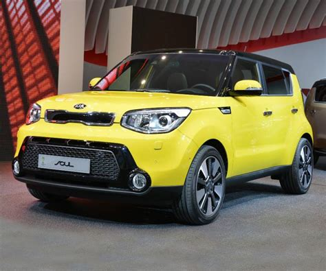 2017 Kia Soul Update: Styling Refresh and New Equipment