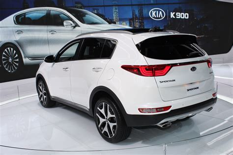 2017 Kia Sportage Preview Video