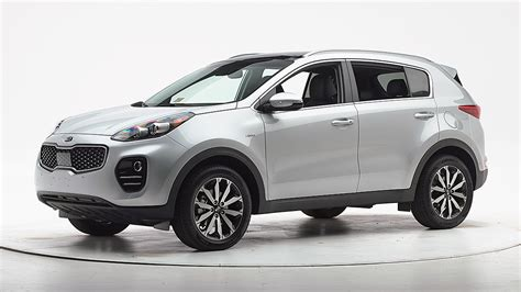 2017 Kia Sportage Proves Its Crashworthiness, Earns Top ...