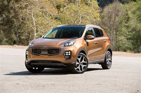 2017 Kia Sportage Reviews and Rating | Motor Trend