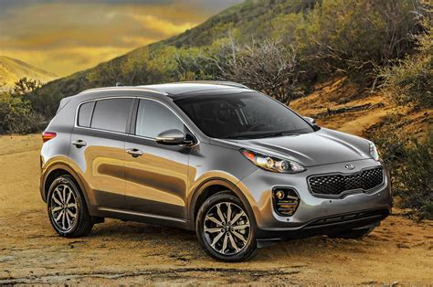 2017 Kia Sportage SX Turbo Review