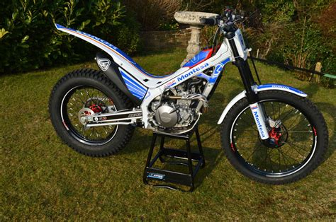 2017 MONTESA COTA ROTHMANS REPLICA 4RT 260 TRIALS BIKE | eBay