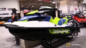 2017 Sea Doo Wake Pro 230 Jet Ski - Walkaround - 2017 ...