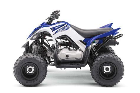 2017 Yamaha's Youth ATVs YFZ50 and Raptor 90 | ATV Illustrated