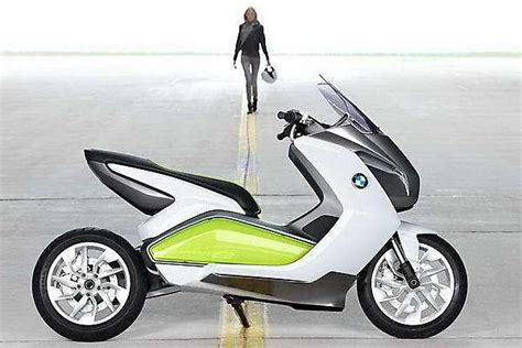 2018-2019 BMW C evolution – Electric scooter from 2018 ...