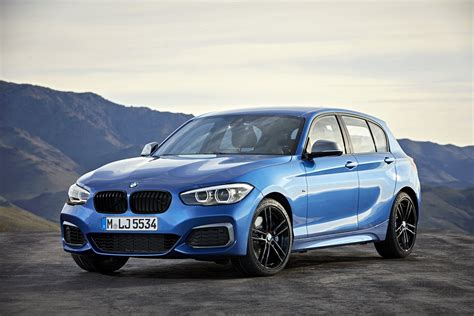 2018 BMW 1 Series Bows With Updated Interior, New Tech ...