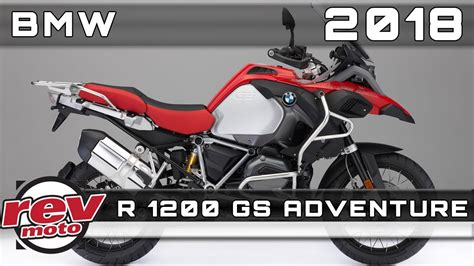 2018 BMW R 1200 GS ADVENTURE Review Rendered Price Release ...