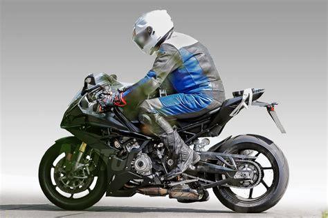 2018 BMW S1000RR Spy Photos   Motorcycle.com