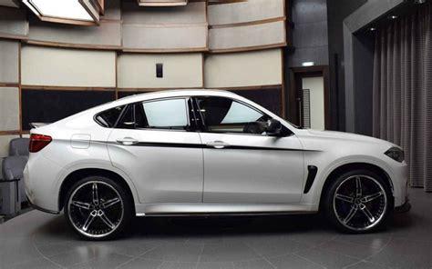 2018 BMW X6   Auto Car Update