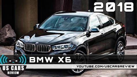 2018 BMW X6   YouTube