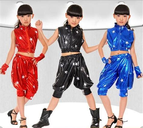 2018 Children'S Dancewear Children Hip Hop Jazz Dance ...