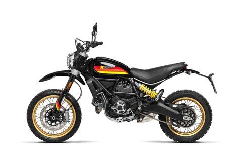 2018 Ducati Scrambler Desert Sled Review • TotalMotorcycle