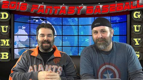 2018 Fantasy Baseball ESPN Points League Draft Recap - YouTube