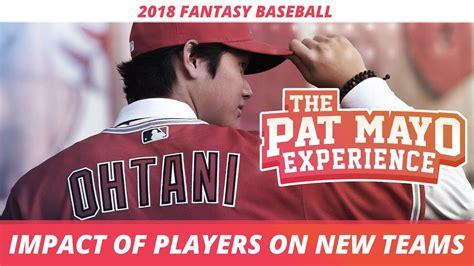 2018 Fantasy Baseball Rankings   Offseason Transactions ...