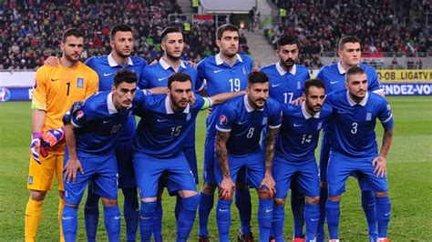 2018 FIFA World Cup Russia™   Teams   Greece   Profile ...