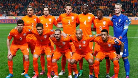 2018 FIFA World Cup Russia™   Teams   Netherlands ...