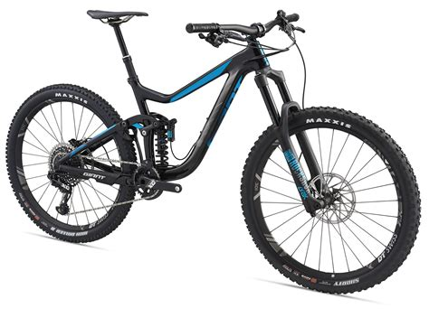 2018 Giant Reign Advanced 0 Bike - Reviews, Comparisons ...