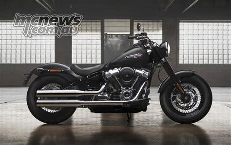2018 Harley-Davidson Range   8 New Softails   114c.i ...