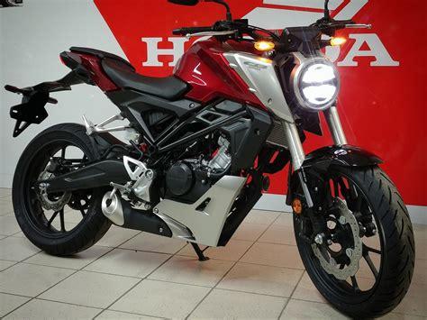 2018 Honda CB125R | Adventure Rider
