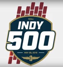2018 Indianapolis 500 Logo   www.imagenesmy.com