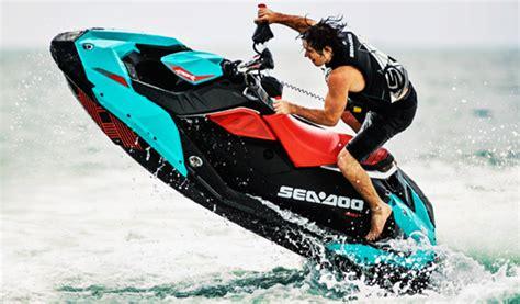 2018 Jet Ski Sea Doo Top Speed   Jetski Top Speed