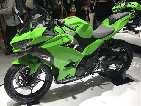 2018 Kawasaki Ninja 250 Revealed   Price, Engine, Specs ...