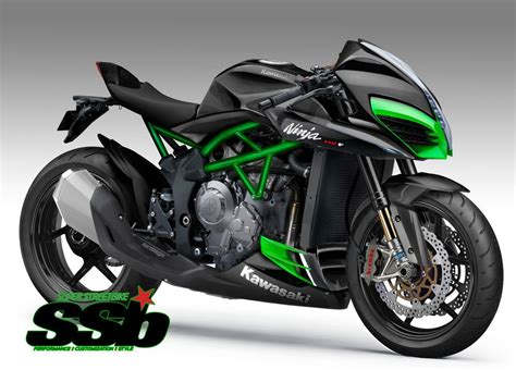 2018 Kawasaki Ninja H2F | Motocicletas & ATV | Pinterest ...