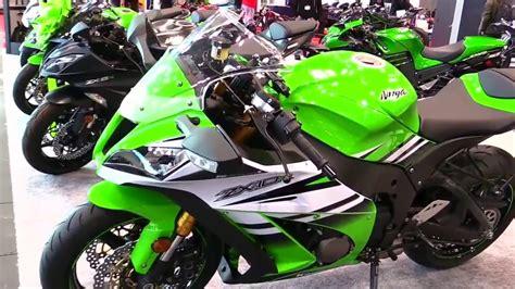 2018 Kawasaki Ninja ZX 10R ABS Special Series Lookaround ...