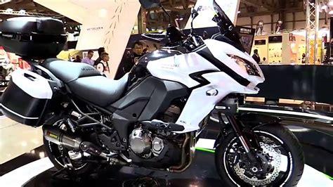 2018 Kawasaki Versys 1000 Special Lookaround Le Moto ...