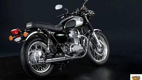 2018 Kawasaki W-Series 175cc Retro sport Rumors-Concept ...