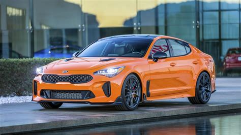 2018 Kia Stinger GT Federation Review - Top Speed