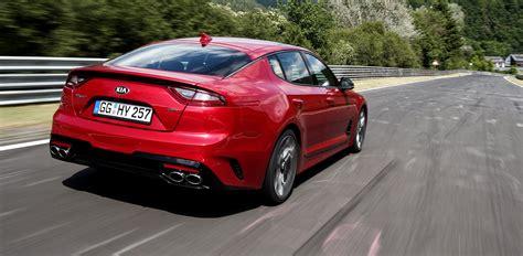 2018 Kia Stinger review   CarAdvice