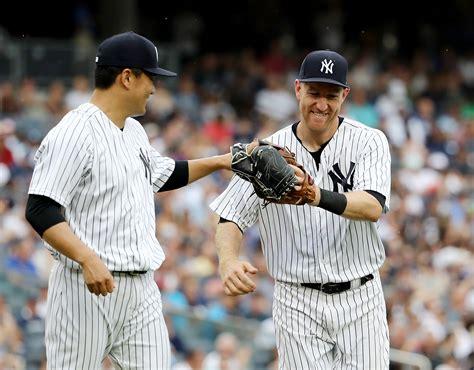 2018 New York Yankees 40 Man Roster Series: Impending Free ...