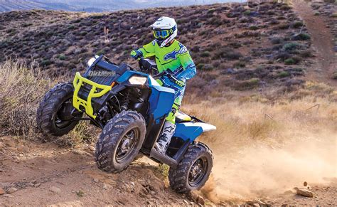 2018 POLARIS SCRAMBLER 850 | Dirt Wheels Magazine