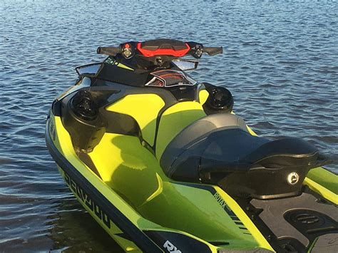 2018 Sea Doo PWC RXT-X 300 Boat Test & Review 1350   Boat ...