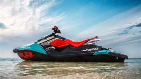 2018 Sea-Doo SPARK TRIXX   Top Speed