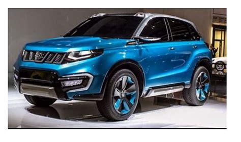 2018 Suzuki Grand Vitara Concept And Review | Stuff to Buy ...