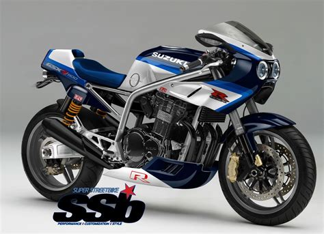 2018 Suzuki GSX-R1100 | moto de fou neo retro | Pinterest ...