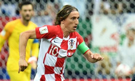 2018 World Cup Awards: Modric takes home Golden Ball ...