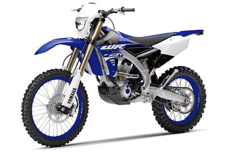 2018 Yamaha WR450F First Look | 6 Fast Facts
