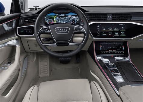 2019 Audi A6 Avant-interior