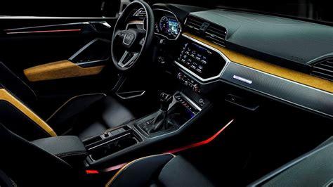 2019 Audi Q3 INTERIOR - YouTube