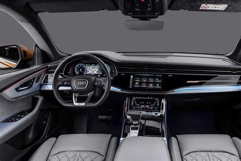 2019 Audi Q8 Interior | AUTOBICS