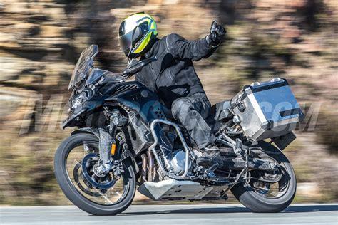 2019 BMW F 850 GS spy shot? - BikesRepublic