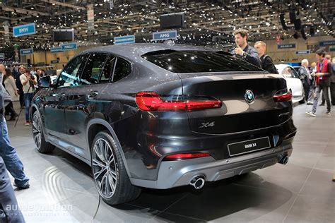 2019 BMW X4 Looks All New in Geneva, But Is It Hotter Than ...